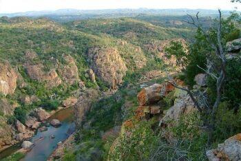 Levubu River, Lanner Gorge, Kruger National Park, Limpopo